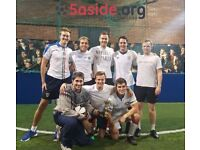 5-a-side football teams wanted in Brixton!