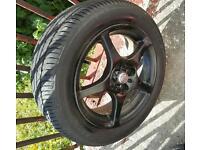 Alloy wheel bargain price