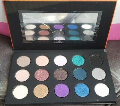 Makeup Forever-15 Artist Eye shadow Palette -NEW (other) See Description