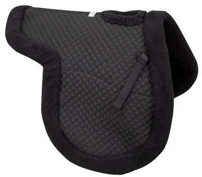 Derby Originals Shaped Wither Relief Dressage English Saddle Pad Wither Relief Pad
