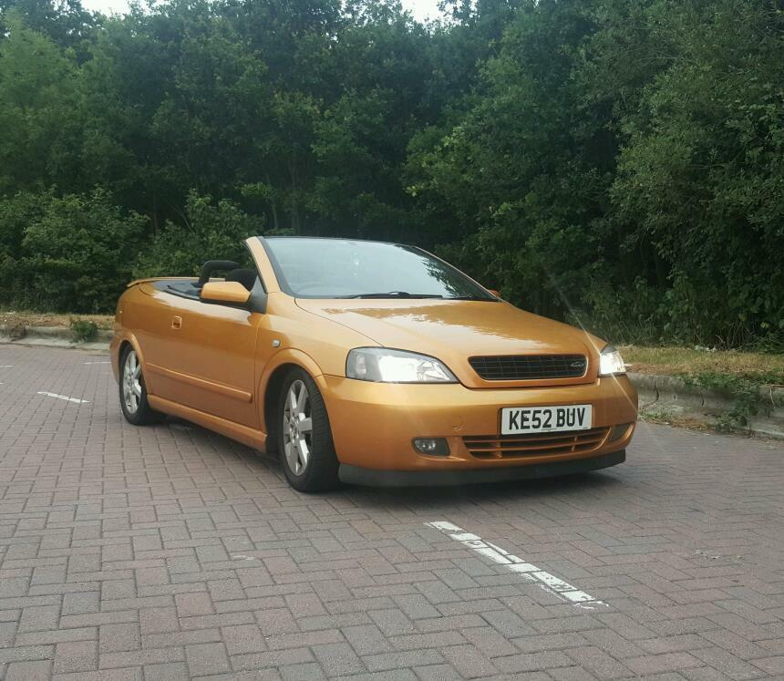 vauxhall astra convertible in bury st edmunds suffolk gumtree. Black Bedroom Furniture Sets. Home Design Ideas