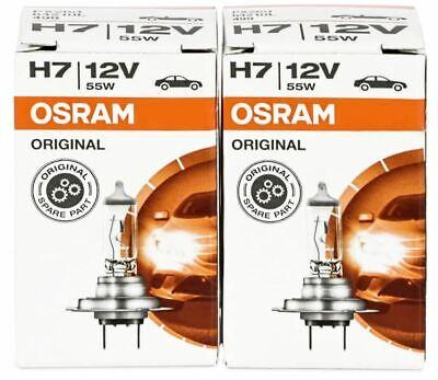 OsramH7 Ultra Life 55W 2 64210ULT-02B Glüh-//Leuchtstofflampen 2 Stk.