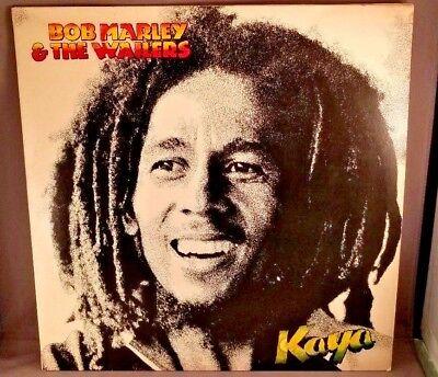 Bob Marley & The Wailers – Kaya EX- / EX 1978 Island Records ILPS 9517