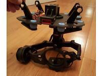 Tarot 5D-3, 3 Axis Gimbal for Canon 5D MKIII