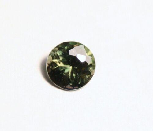 Kornerupine 0.53ct AAA Rare Natural Prismatine Fine Gem - Sri Lanka 5x5
