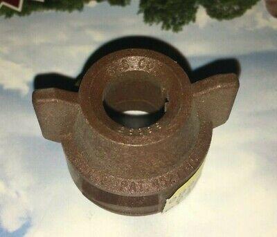 New Teejet Nozzle Tip Cap 089714 Brown Quick Change 25599 Sprayer John Deere