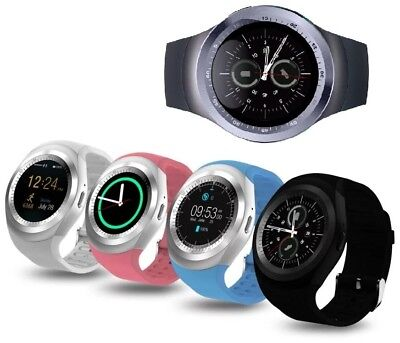 Y1 Premium SmartWatch Uhr Bluetooth Android SIM Kamera Samsung Motorola SONY