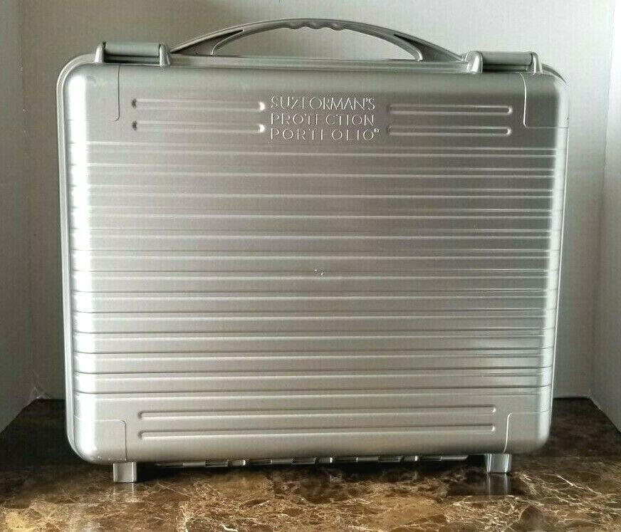 Suze Orman s Protection Portfolio Silver Box Kit - $79.00