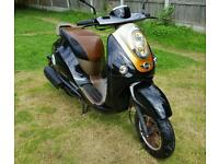 2015 50cc moped. Mot 2018. Can deliver.