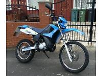 Yamaha dtr125 re