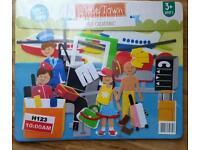 Kids Airport Felt Creations Board NEW