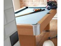 BCE American pool table