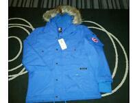 Mens Canada goose Parka coat jacket new medium small