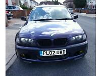 Bmw 330D E46 - Individual - TechnoViolet - Champagne Leather - One Off Spec