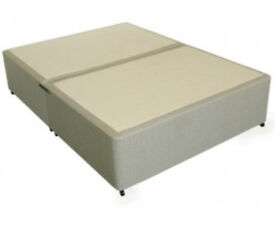 King size divan base. Next. New