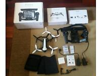 Parrot Bebop 2 1080p fpv 2km quadcopter drone with skycontroller