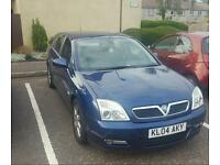Vauxhall Signum 2.2L Elite 2004 (spares or repairs)