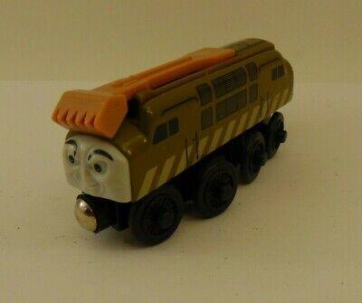 Diesel 10 Green Train Magnet Train Thomas The Tank Engine