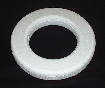 Styrofoam EPS Polystyrene WREATH 14
