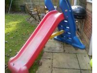 Little Tikes play slide