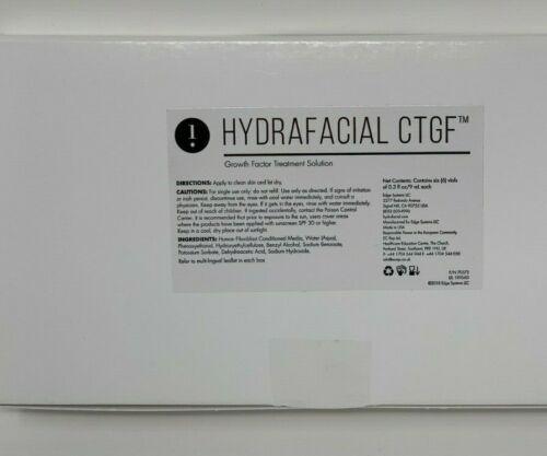 Hydrafacial CTGF Growth Factor Solution Set of 2 Vials