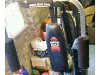 York Mega Max 3001 Multigym £80 (negotiable) - Buyer to collect
