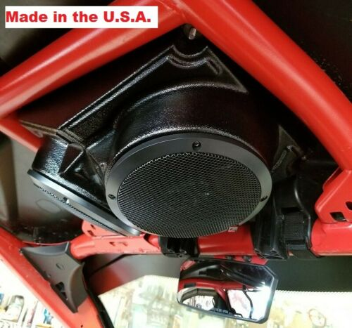 Can Am Maverick X3 x MR x RC DS turbo overhead stereo speaker mount console