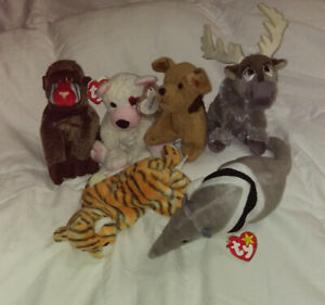 Whole lot TY Beanie Babies