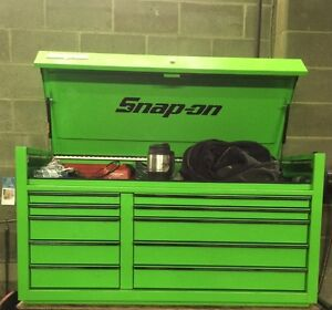 Snap On top chest  tool box