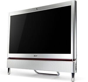 Acer Beautiful All-in-One Touch Screen Desktop Computer 23inch