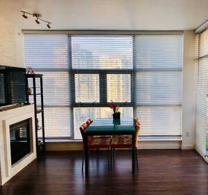 "2 BR 2 BATH Yaletown Apt on the 24th FL of ""The Nova"" - $3,200"