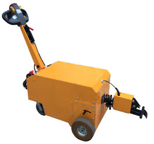 Electric tuggers with 3000kg capacity | towing vehicle