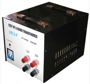 10000 WATTS VOLTAGE CONVERTER VOLTAGE TRANSFORMER) STEP UP /DOWN