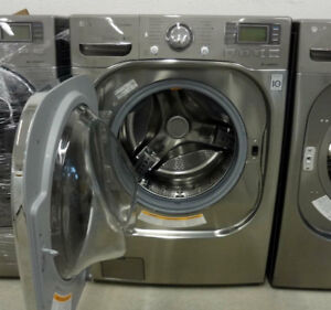 FRONT LOAD WASHERS DRYERS STACKABLE APARTMENT SIZE