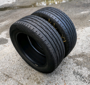 Single & set of two 205/55/16 all season & winter tires