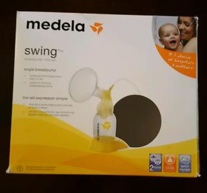 Medela swing electric single breastpump