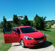 2015 KIA YD CERATO MY15 1.8L MPI 6 SPD AUTO 5 DR HATCH Cairns Cairns City Preview