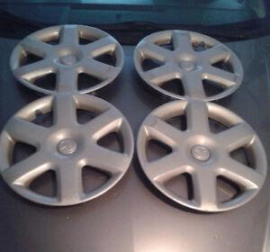 4 universal hubcaps