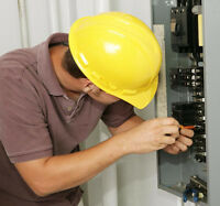 Master Electrician (tel: 416 316-4388) with 20+ years experience