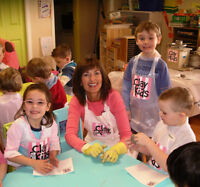 lay for Kids in school pottery instructor needed