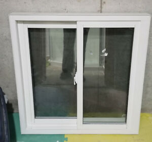 "New 30"" x 30"" Sliding Egress Window"