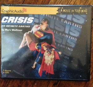 Crisis on infinite Earths by Mark Wolfman by Mark Wolfman