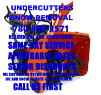 Undercutters Snow removal service