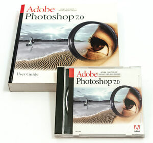 Photoshop 7.0 for MacIntosh software and User Guide Strathcona County Edmonton Area image 1