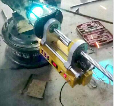 Techtongda 110v Auto Rotary Inner Boring Welder Portable Line Welding Machine