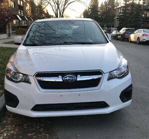 2014 Subaru Impreza 2.0I Premium 5 Door Hatchback: Low Mileage
