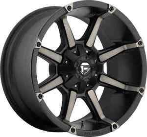 "Roues 17"" Fuel Wheels Jeep Wrangler TJ JK Ram Wheel Roue 17"