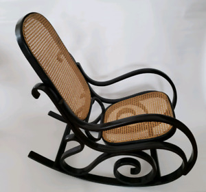 Berceuse Rocking Bentwood Chair style Thonet
