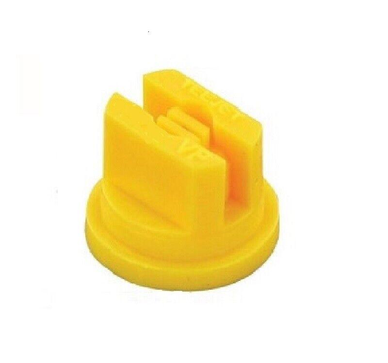TeeJet Flat Spray Tips Yellow 80° Polymer Visiflo TP8002VP Farmer Bob