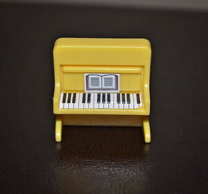 Yellow small dolls bed and piano St. John's Newfoundland image 3